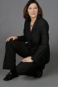 Gabriele Eylers, Gründerin von FamilyXperts, dem Familienservice in Berlin